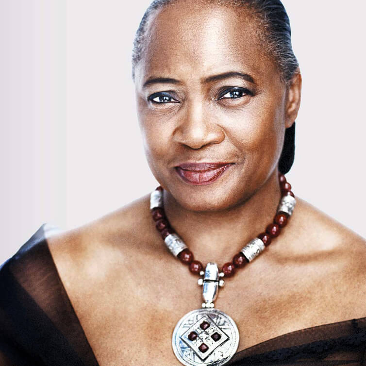 Nouveau site internet Barbara Hendricks